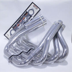 Dynatech Racing Exhaust 500-900701 Header 2.25 To 2.37 Upswept Headers, Bbc Ce