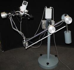 Carl Zeiss Opmi 1 Sh Stereo Surgical Microscope Contraves Trigger Servo Controls