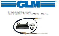 Glm 21451 Mercruiser Marine Alpha One+gen 2,r,mr Lower Shift Cable Kit 865436a02