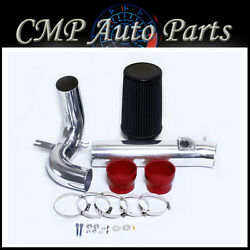 Red Black Cold Air Intake Kit Fit 2004-2011 Mazda Rx8 Rx-8 Engine
