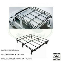 Land Rover Expedition Roof Rail Rack Defender 07-up Vpldr0161 Oem