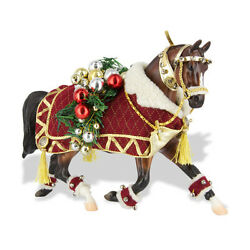 2011 Winter Belle Breyer Holiday Horse-Sealed in Perfectly Conditioned Box