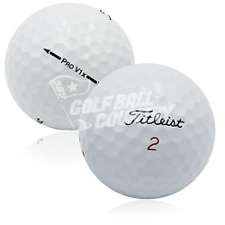 48 Titleist Pro V1x Mix Aaa 3a Used Golf Balls - Free Shipping