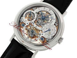 Breguet Grand Complication Tourbillon Perpetual Calendar Plat 40mm 3755PR1E9V6