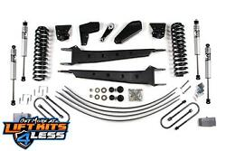 Bds Suspension 361h 4 Radius Arm Lift Kit For 1980-1996 Ford Bronco 4wd Gas