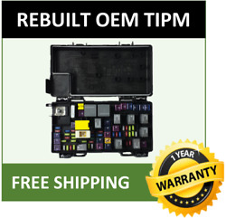 2012 Chrysler Town And Country Oem Rebuilt Tipm Fuse And Relay Box 68105507