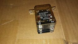 6uu71 Deltrol 267 Relay 16v Coil 15a 240v Rated Tests Good Very Good Cond