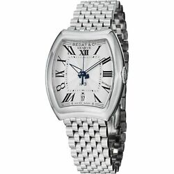 Bedat Womenand039s 315.011.100 No 3 Water-resistant Silver-dial Stainless Steel