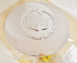 Brand New One Cadillac Gm Oem - Deville Dts Others - Chrome Center Cap 9594259