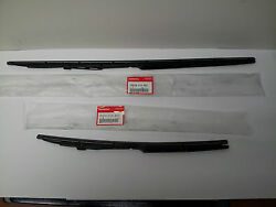 ACURA OEM FACTORY WIPER BLADE SET 2005-2012 RL