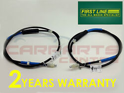 For Ford Mondeo Mk3 Rear Handbrake Hand Brake Cables Cable Only For Estate Model