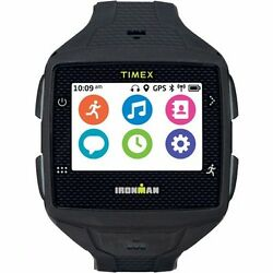 Timex Ironman One Gps+ Watch, With Heart Rate Monitor, Tw5k89100f5