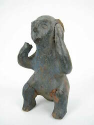 Gothamgallery Fine African Art - South Africa Northern Territory Clay Figurine