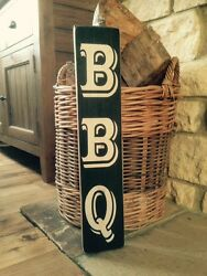 Bbq Barbecue Sign Plaque Vintage Old Look Pub Party Garden Hotel Gift Drinks
