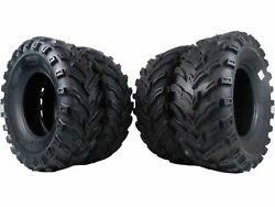 New Yamaha Grizzly 660 Massfx Ms 26 Atv Tires 26x11-12 26x9-12 4 2002-2008