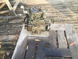 Tamd 41a Fuel Injection Pump