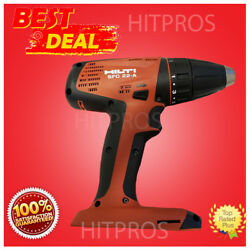 Hilti Sfc 22-a Drill Driver Keyless Chuck Compact Pack New Fast Shipping