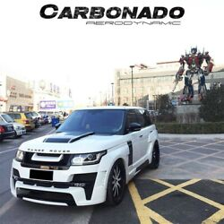 2013-2016 Range Rover Vogue Full Hm Style Wide Body Kit Bumpers / Flares