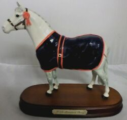 Superb Welsh Mountian Show Pony Figure Royal Doulton Designed By Graham Tongue