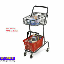 Small Grocery Shopping Cart 15½w X 17½l Fast Shipping