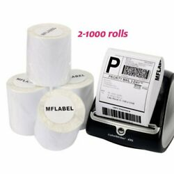2-1000 DYMO 4XL Direct Thermal Shipping Labels 4x6 1744907 compatible 220Roll