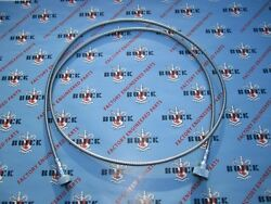 1937-1960 Buick Speedometer Cable And Correct Armored Case
