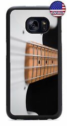 Bass Guitar Rock Strings New Tpu Case Cover For Galaxy S4 S5 S6 S7 Edge Note 4 5