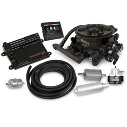Holley Terminator Efi Fuel Injection Systems 550-406k Free Shipping