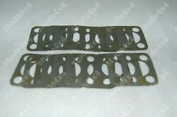 Front Knuckle Shim Kit For Willys Jeep And Scout Mb M38 Cj2a Cj3a M38a1 1941-71