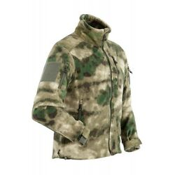 Tactical Fleece Jacket Argun All Colors And Sizes By Ana