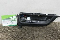 Heater Ac Control TOYOTA COROLLA 14 15 16 CLIMATE CONTROL AS SEEN OEM