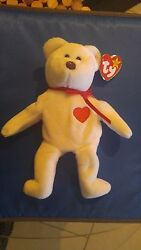 Valentino Beanie Baby Rare With Brown Nose And Many Errors