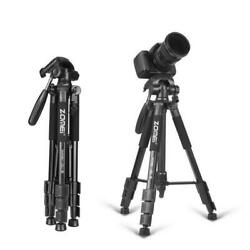 ZOMEI Q111 Professional Tripod Aluminium Portable Travel for Canon Nikon Camera $29.99
