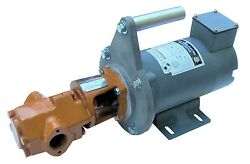 Marine Boat Oil Change Pump 24 V Gear Pump For Cold Oil And Gear Oil