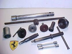 Ferrari Factory Tools_pullers_spanner Wrenches_clutch Alignment Tool Oem