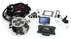 Fast Ez-efi 2.0 Self-tuning Fuel Injection Systems 30401-kit Free Shipping