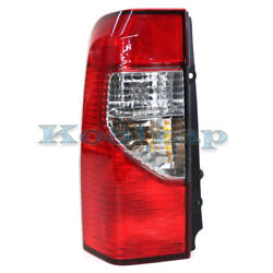 Tyc 02-04 Xterra Taillight Taillamp Rear Brake Light Outer Left Driver Side Lh