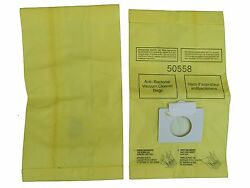 Kenmore Canister Type C Vacuum Bags 12 Pack Fits 5055, 50557, 50558 Panasonic
