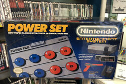 1 Box Protector For Nintendo Entertainment System Power Set Nes - 0.70mm Plastic