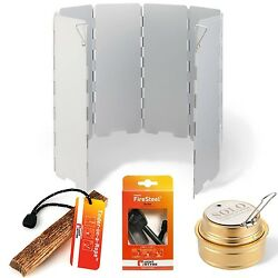 Backpacking Stove Accessory Kit $56.99
