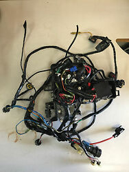 2004 Yamaha Ox66 200 Hp 2 Stroke Engine Ignition Wire Harness Freshwater Mn