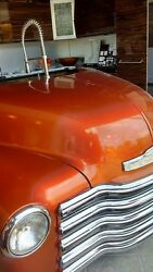 1953 CHEVROLET PICKUP TRUCK CUSTOM KITCHEN ISLAND OR BAR CHEVY MAN-CAVE