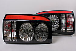 Land Rover Discovery Iv 4 Lr4 2013- Facelift Led Tail Light Pair Original