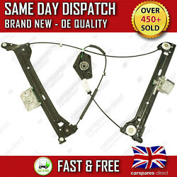 FOR AUDI A5 S5 8T3 COUPE 2007>ON FRONT RIGHT SIDE ELECTRIC WINDOW REGULATOR NEW