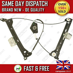 AUDI A5 S5 8T3 COUPE 2007>ON FRONT LEFT SIDE PASSENGER ELECTRIC WINDOW REGULATOR