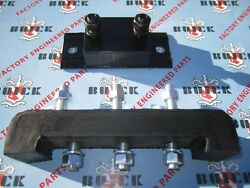 1948-1956 Buick Dynaflow Transmission Mounting Kit. Oem 1393840 And 1165206