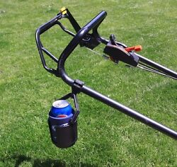 Lawnmower Cup Holder For 7/8 Or 1 Handles Bars Lawn Mower Folbe F027 + F031