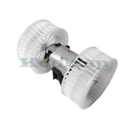 E-class 86-95 A/c Ac Condenser Blower Motor Assembly Fan Cage