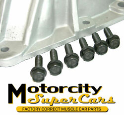 64-88 Gm Buick Gs Cutlass 442 Trans Transmission Bell Housing To Engine Bolts