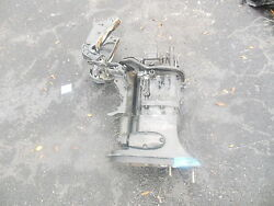 Suzuki Outboard 25 Inch Midsection P.n. 52111-90j12-0ep Fits 2001-2011 And Later